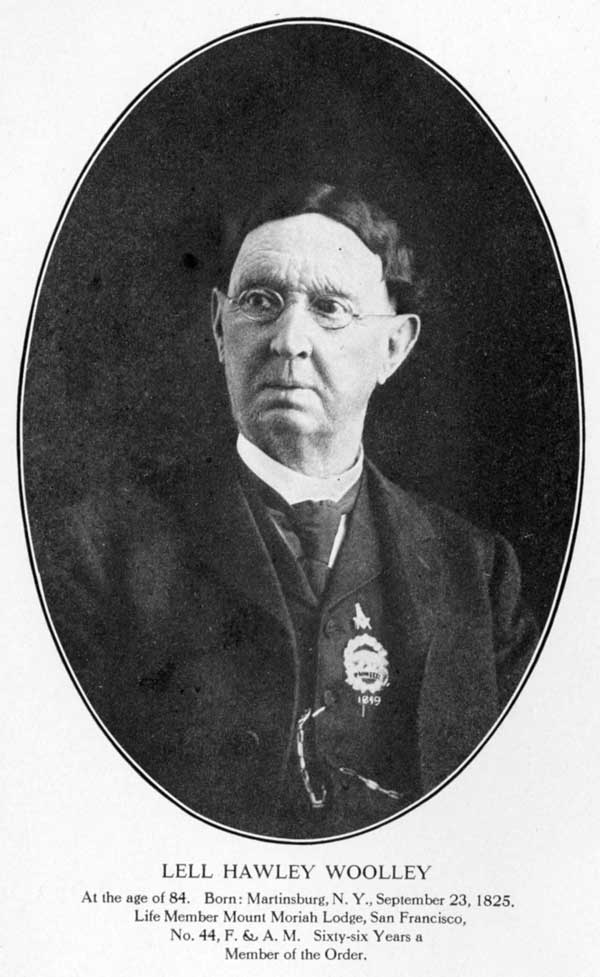 Photo of Lell Hawley Woolley