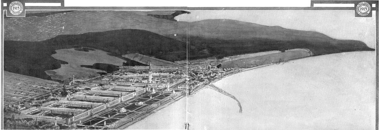 Panoramic View of Proposed Plan