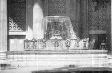 Italian Fountain - Dome of Philosophy